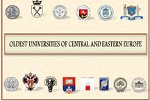 Oldest Universities of Central and Eastern Europe / An exhibition presented at the Petro Jacyk Resource Centre in Robarts Library at the University of Toronto, Spring-Summer 2010   Exhibition by Nadia Zavorotna   View the PowerPoint presentation at http://pjrc.library.utoronto.ca/exhibitions