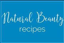 Natural Beauty Recipes / Natural Beauty Recipes found here  ❤️