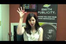 Smith Publicity Videos