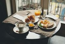 Simply beautiful: breakfast!