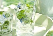Bloombites / Fleur je eten of drankje op met eetbare bloemen! Klik op de afbeelding voor het recept!