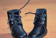 *1poupees chaussures / Chaussures de poupées, tutos
