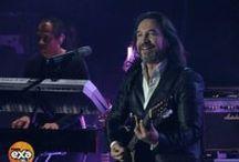Exa presente en el concierto de Marco Antonio Solis.  / ¡Ponte Mucho Más Música!
