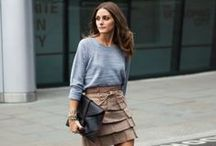 Chic style icons / Women who style I adore