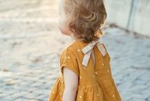 Little girls / Cute style for little girls