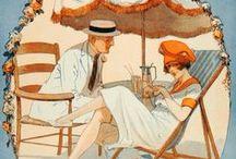 Illustration rétro / by thalie saby