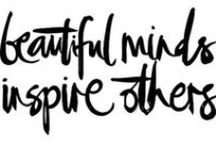 Things That INSPIRE Us