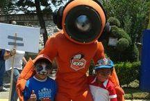 ¡Festejo del día del niño en Parque Loro! / ¡Exa 98.7fm festejó el día del niño en Parque Loro!