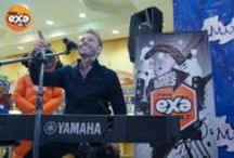 Firma Exacta Con Noel Schajris / ¡Tuvimos en exclusiva a Noel Schajris, ex integrante de Sin Bandera, en firma de autógrafos!