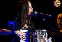 Exa Puebla presente Julieta Venegas y Ana Victoria / ¡Exa 98.7fm presente en el concierto de Julieta Venegas y Ana Victoria!
