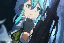 Sword Art Online I & II