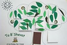 Tu B'Shevat / Everything Tu B'Shevat: Recipes, Crafts, Books, Information, etc. / by Jewish Federation of Eastern Connecticut