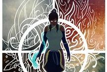 Order of the White Lotus / Avatar: Legend of Aang and Legend of Korra