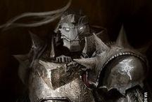 Elric Alchemists / Fullmetal Alchemist