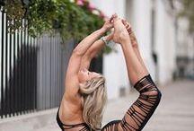 Yoga / Yoga poses and inspiration we love. #yoga #yogaposes #inspiration #TCM #TheCleanMethod