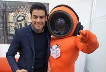 ¡Carlos Rivera en Cabina exacta! / ¡Ponte exa con Carlos Rivera!