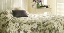 Tailored bedspreads / Classic, quilted bedspreads for an elegant bedroom. We have a wide range of tailored end and skirted, reverse sham Bedspreads.