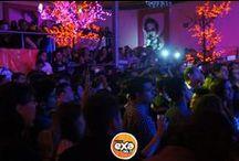 Exa Party 2015 / Una noche junto a Leonel García, Matisse y Oscar Garrido.