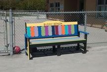 Benches and Picnic Tables / Benches and picnic tables available at Taylors