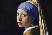 Vermeer- Artist / by Raymond Sears