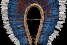 Arte Plumária / Arte plumária dos índios brasileiros
