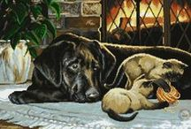 Ristipistoja - koirat