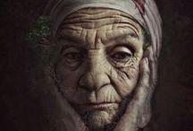 Faces - Robert Kwok / The Human Face