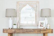 Rustic Chic Interior - Robert Kwok / Home Decor And Interior Design Ideas