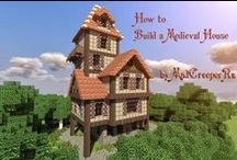 Minecraft rakennusideoita