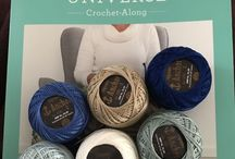 Mini Sophie's universe / Follow my progress doing a mini Sophie's universe crochet blanket in anchor cotton