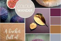 Colour wander