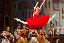 Ballet love / by Lauren Lewandowski