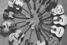 Guitars / by George Warburton