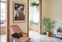 Suelos hidráulicos Barcelona / Suelos hidraulicos tipicos de los pisos del Eixample de Barcelona
