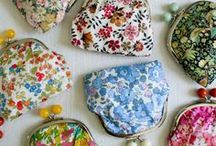 Sewing Purses, Bags, Baskets / by Beth A