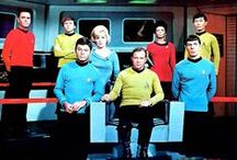 Star Trek / To Boldly Go Where No Board Has Gone Before / by hillkat