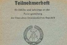 DDR - Ostalgie / Ja so war´s...... / by Kreatives Herzerl