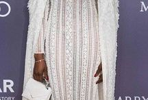 White collection / Red carpets