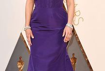Violet & purple collection / Red carpets