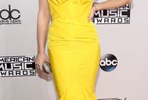 Yellow collection / Red carpets