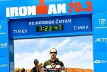 Ironman, St. George, Utah / by Best Western Coral Hills
