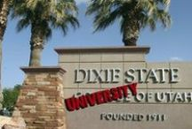 DSU Dixie State University / Activities and stuff in association with Dixie State College, St. George Utah.  Located only 7 blocks away from Best Western Coral Hills / by Best Western Coral Hills