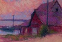 Pastel Paintings / by Jackie