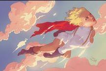 [Image]s : [Marvel]ous & [D]eli[C]ious.