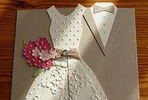 Kartenideen Liebe/Hochzeit