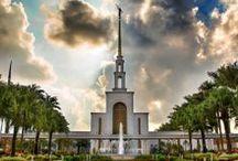 Templos Mormones de Latinoamérica / Santidad al señor, la casa del señor