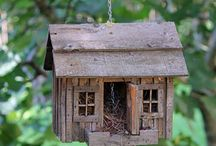 Doll houses,treehouses and other