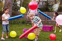 Spielideen/Kindergeburtstag