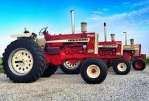 Tractors / by April Beumkes