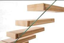 """Scale a Sbalzo / SCALE A SBALZO, DESIGN SOSPESO Le scale a sbalzo sono scale interne moderne, con pedate sospese e struttura inserita in una parete portante.  Le scale a sbalzo sono scale con ottime caratteristiche di portata e solidità, purché siano accuratamente progettate e pensate qualche tempo prima di porsi il problema di """"come salire"""" al piano superiore: occorre infatti che i muri perimetrali siano adeguatamente costruiti. http://www.alfascale.it/scale/scale-a-sbalzo/"""